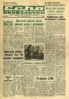 Radomskie Echo Skórzanych, 1978, R. 23, nr 29