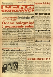 Radomskie Echo Skórzanych, 1980, R. 25, nr 22