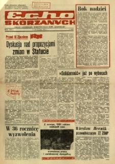 Radomskie Echo Skórzanych, 1981, R. 26, nr 1