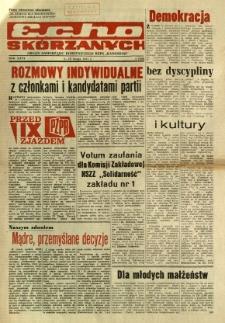 Radomskie Echo Skórzanych, 1981, R. 26, nr 4