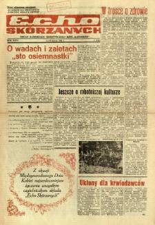 Radomskie Echo Skórzanych, 1981, R. 26, nr 7