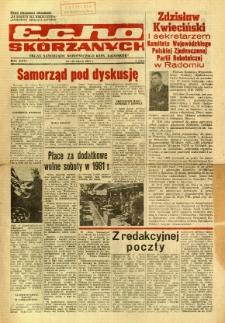 Radomskie Echo Skórzanych, 1981, R. 26, nr 8