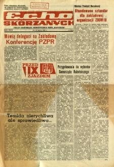 Radomskie Echo Skórzanych, 1981, R. 26, nr 9