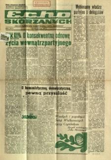 Radomskie Echo Skórzanych, 1981, R. 26, nr 11