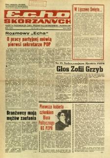 Radomskie Echo Skórzanych, 1981, R. 26, nr 20/21