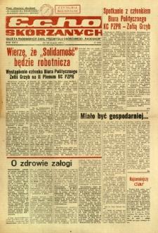 Radomskie Echo Skórzanych, 1981, R. 26, nr 23