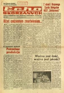Radomskie Echo Skórzanych, 1981, R. 26, nr 26
