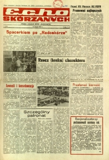 Echo Skórzanych, 1988, nr 9
