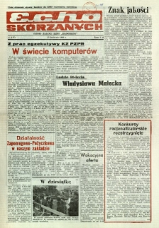 Echo Skórzanych, 1989, nr 6