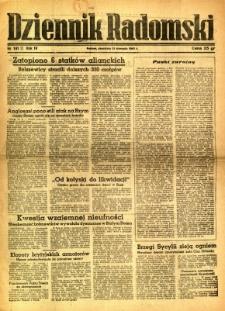 Dziennik Radomski, 1943, R. 4, nr 191