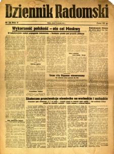 Dziennik Radomski, 1944, R. 5, nr 220