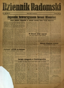 Dziennik Radomski, 1944, R. 5, nr 230