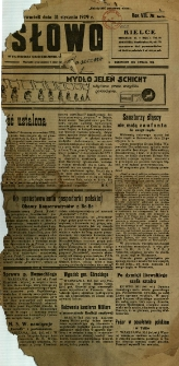 Słowo, 1929, R. 8, nr 26
