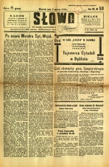 Słowo, 1929, R. 8, nr 53