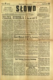 Słowo, 1929, R. 8, nr 56