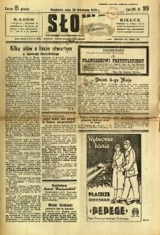 Słowo, 1929, R. 8, nr 99