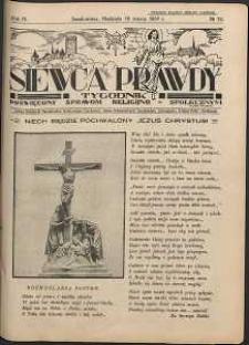 Siewca Prawdy, 1934, R.4, nr 12