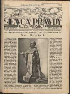 Siewca Prawdy, 1934, R. 4, nr 31