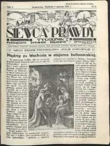 Siewca Prawdy, 1935, R.5, nr 2