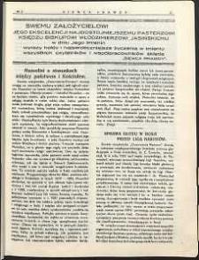 Siewca Prawdy, 1935, R. 5, nr 3