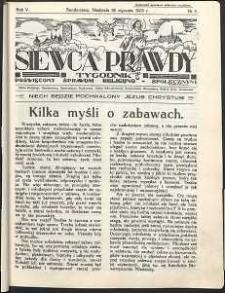 Siewca Prawdy, 1935, R.5, nr 4