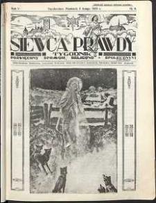 Siewca Prawdy, 1935, R.5, nr 6
