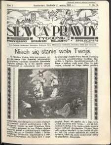 Siewca Prawdy, 1935, R.5, nr 14