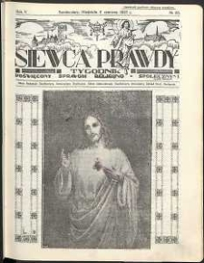 Siewca Prawdy, 1935, R. 5, nr 23