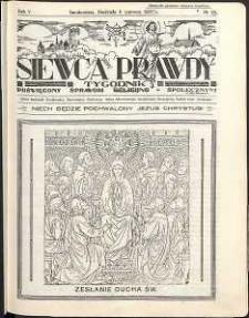 Siewca Prawdy, 1935, R. 5, nr 24