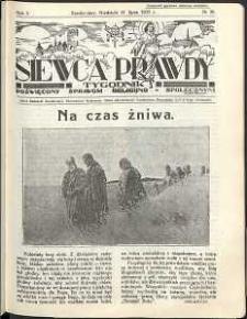 Siewca Prawdy, 1935, R. 5, nr 30