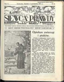 Siewca Prawdy, 1935, R.5, nr 42