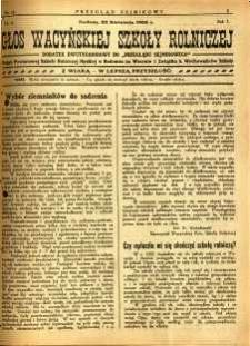 Przegląd Sejmikowy : Urzędowy Organ Sejmiku Radomskiego, 1925, R. 4, nr 15, dod. I