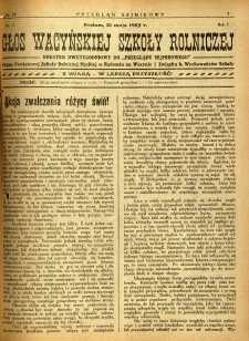 Przegląd Sejmikowy : Urzędowy Organ Sejmiku Radomskiego, 1925, R. 4, nr 19, dod.