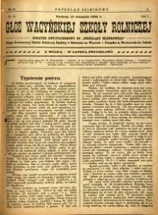 Przegląd Sejmikowy : Urzędowy Organ Sejmiku Radomskiego, 1925, R. 4, nr 31, dod.
