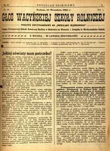Przegląd Sejmikowy : Urzędowy Organ Sejmiku Radomskiego, 1925, R. 4, nr 35, dod.