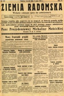 Ziemia Radomska, 1931, R. 4, nr 102
