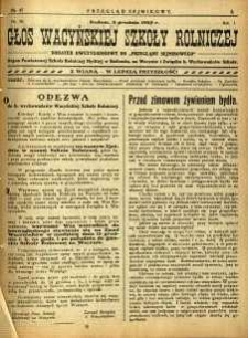 Przegląd Sejmikowy : Urzędowy Organ Sejmiku Radomskiego, 1925, R. 4, nr 47, dod.