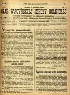 Przegląd Sejmikowy : Urzędowy Organ Sejmiku Radomskiego, 1925, R. 4, nr 49, dod.