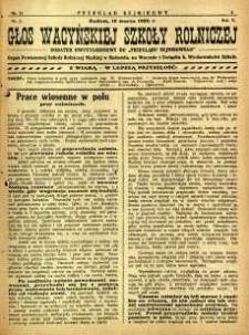Przegląd Sejmikowy : Urzędowy Organ Sejmiku Radomskiego, 1926, R. 5, nr 11, dod.