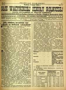 Przegląd Sejmikowy : Urzędowy Organ Sejmiku Radomskiego, 1926, R. 5, nr 17, dod.