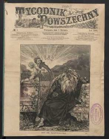 Tygodnik Powszechny, 1882, nr 1