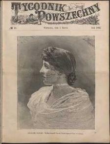Tygodnik Powszechny, 1882, nr 10