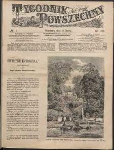 Tygodnik Powszechny, 1882, nr 13