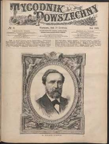 Tygodnik Powszechny, 1882, nr 16
