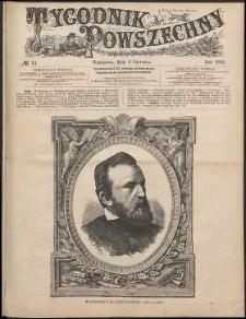 Tygodnik Powszechny, 1882, nr 23