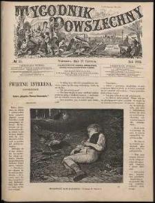 Tygodnik Powszechny, 1882, nr 25