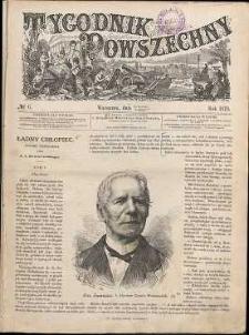 Tygodnik Powszechny, 1879, nr 6