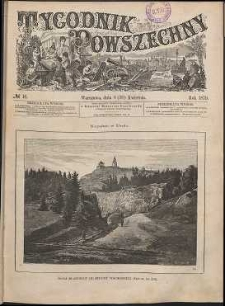 Tygodnik Powszechny, 1879, nr 16