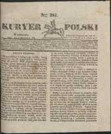 Kuryer Polski, 1831, nr 381