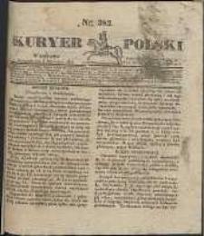 Kuryer Polski, 1831, nr 382